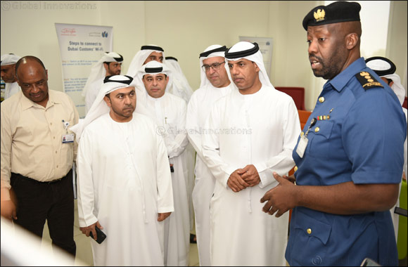 Dubai Customs: DLC made 130,000 customs transactions between January and September 2019
