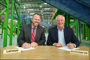 Lenovo's �Remove-IT Program' Aims to Reduce Electrical and Electronic Waste in the Middle East
