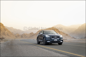 Al Tayer Motors Launches All-New Lincoln Aviator in the UAE