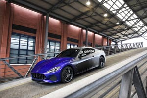 GranTurismo Z�da projects Maserati towards the future:  from the Modena plant the new era for the Br ...