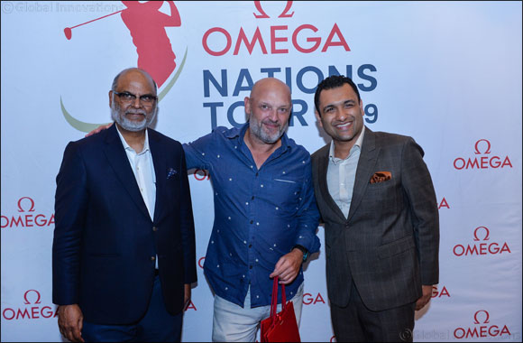 Rivoli Group Announces Winners of the Third Qualifier Tournament for Omega Nations Golf Tour 2019