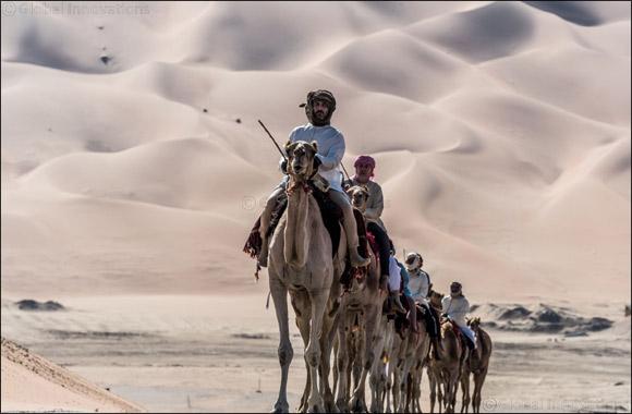 Back on Trek Hamdan Bin Mohammed Heritage Center  Launches Sixth Edition of Camel Trek