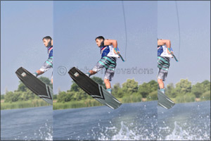 New UAE Captain Relishing Chance to Take on  World's Top Wakeboard Stars in Abu Dhabi