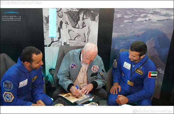 Mohammed bin Rashid Space Centre takes part in Dubai Airshow 2019