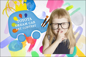 14th global edition of Toyota Dream Car Art Contest is now open