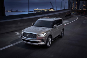 Arabian Automobiles INFINITI Presents Best-in-Grade Offers
