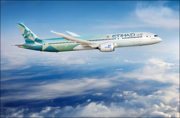 Etihad and Boeing Unveil the 'Etihad Greenliner', to Explore 'blue Sky' Opportunities to Cut Co2 Emissions