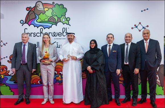 Henkel's Forscherwelt Science Lab Now Open in Dubai's Children's City