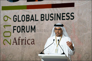 H.E. Al Ghurair: Dubai's Non-Oil Trade with Africa to Exceed AED 1 Trillion by End of 2019