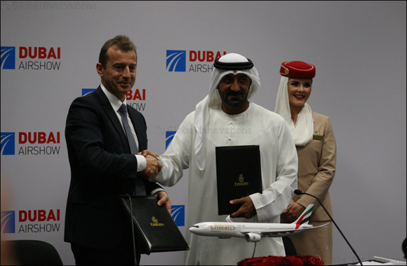 Emirates Leads Sales With $16billion Airbus Purchase Order Amid Busy Second Day at Dubai Airshow 2019