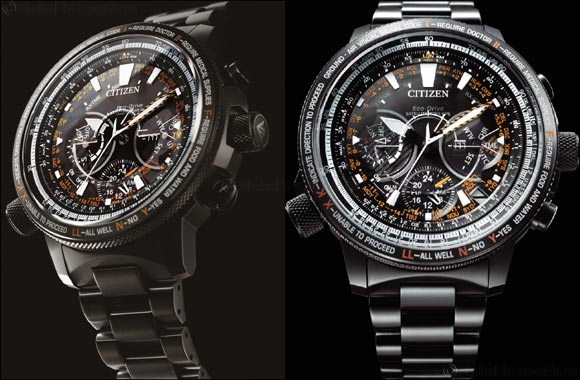 CITIZEN's propriety Super Titanium™ is out of this world