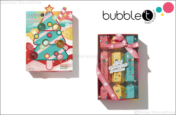 Get Festive with Fabulous Gift Sets from Bubble T