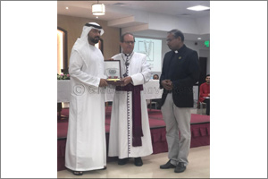 Holy Trinity Church Dubai joins hands with Dubai Cares for the construction of a school in Malawi