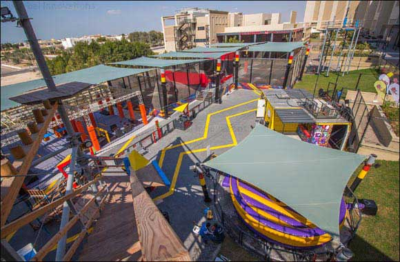 Al Othaim Leisure relaunches Xtreme Zone at Deerfield's Mall Abu Dhabi