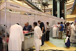 10th Sharjah Stamp Exhibition in Mega Mall Attracts Huge Turnout