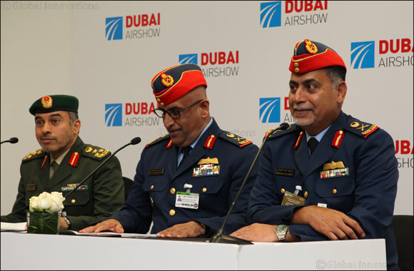 UAE Leads in Military Deals at Dubai Airshow 2019