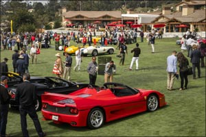 Ferrari offers a home for Prancing Horse enthusiasts attending the Abu Dhabi Grand Prix