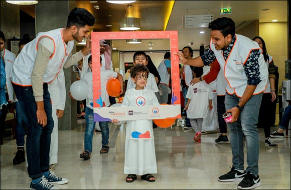 Aster Volunteers and Medcare Hospitals celebrate World Children's Day with 350 underprivileged children