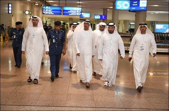 Dubai International Airport dealt with 31m items of luggage onboard 135,000 flights in 1st half of 2019