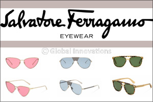 Salvatore Ferragamo Introduces Exclusive Eyewear Styles