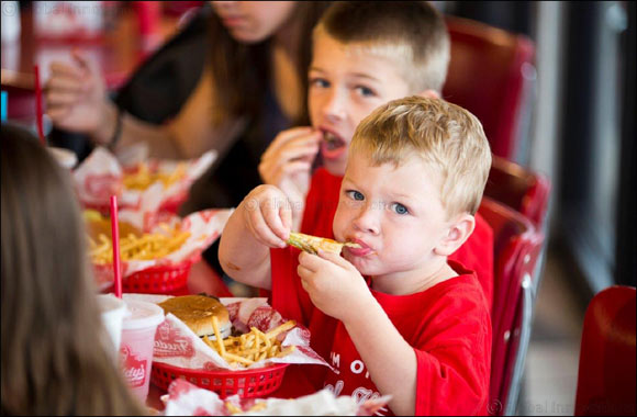 Kids Eat for Free This National Day Weekend at Freddy's Frozen Custard & Steakburgers