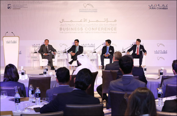 MRM Customer Excellence Award launched at Dubai Chamber conference
