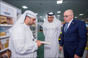 The Department of Culture and Tourism - Abu Dhabi Launches the 2nd Edition of Al Dhafra Book Fair