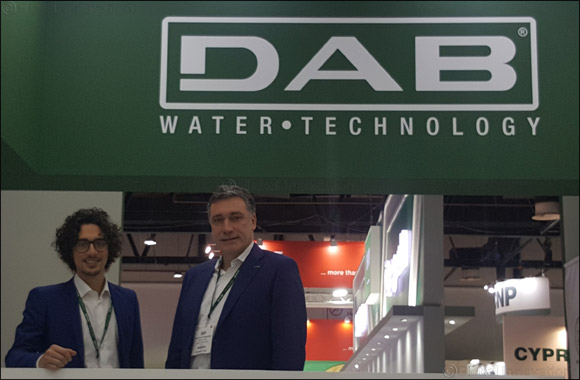 With a mission to make water available everywhere, S4SUN by DAB makes its debut at the BIG 5 Dubai