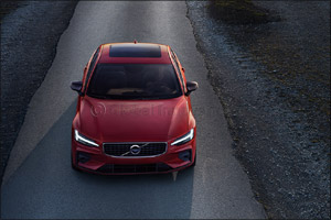 Trading Enterprises announces the arrival of the  new S60 premium sports sedan in the UAE