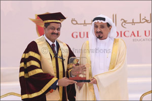 Gulf Medical University Provides 220 Healthcare Professionals to the Healthcare Sector of the UAE an ...