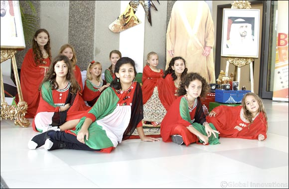 Dunecrest American School Celebrates the UAE National Day
