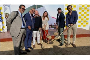 Italy breaks ground for its Pavilion at Expo 2020 Dubai