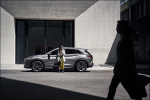 Arabian Automobiles INFINITI presents the apex in road safety with the QX50'