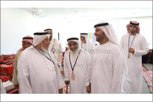 ENEC welcomes visit by senior Emiratis to headquarters in Abu Dhabi