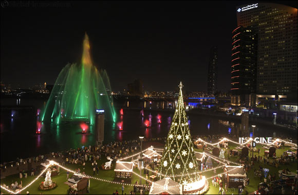 Dubai Festival City Mall Visitors In for A Jolly Festive Season Like No Other in Dubai