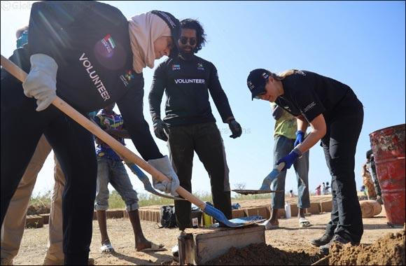 Dubai Cares' Volunteers bring hope to children in remote village in Senegal