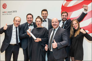 GROHE received the �Red Dot: Brand of the Year�