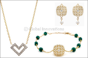 Homegrown Jewellery Brand Sumaya Bakkar Collections Curated Festive Gift List