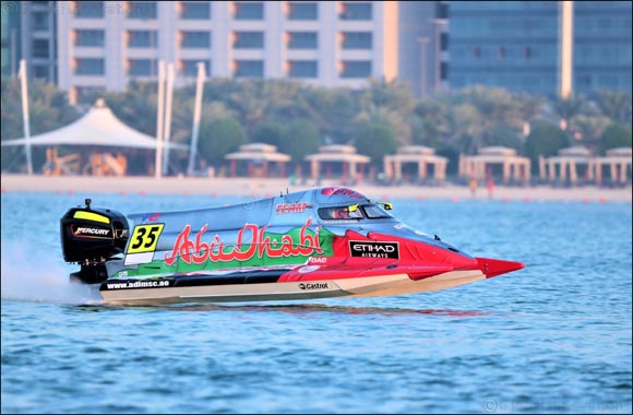 Al Qemzi Claims Abu Dhabi Grand Prix Pole  With Brilliant Surge