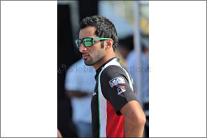 Al Qemzi Claims Abu Dhabi Grand Prix Pole  With Brilliant Surge