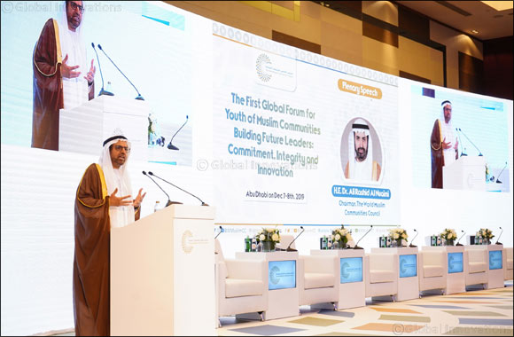 Listen to the youth facing different challenges, calls HE Dr Ali Rashid Al Nuaimi