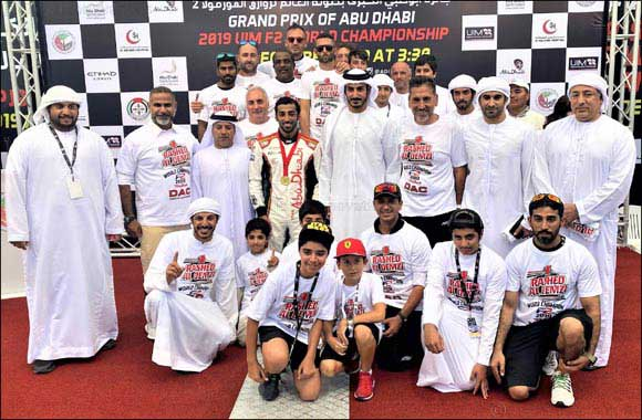 Team Abu Dhabi's F2 world champion rounds off brilliant campaign with historic win on home waters