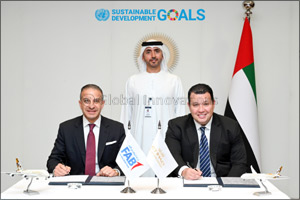 Etihad Becomes the First Airline to Raise Funds Tied to United Nations Sustainable Development Goals
