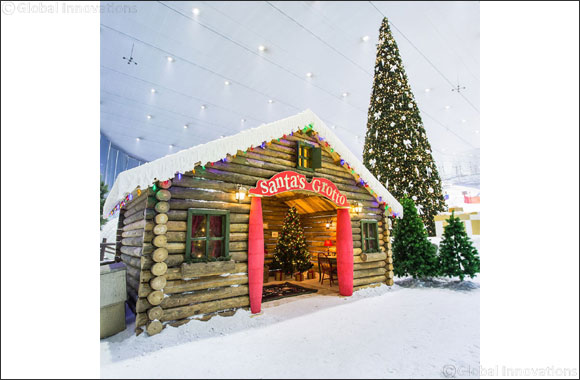 Dreaming of a White Christmas? Ski Dubai Announces a Magical Programme of Festive Activities