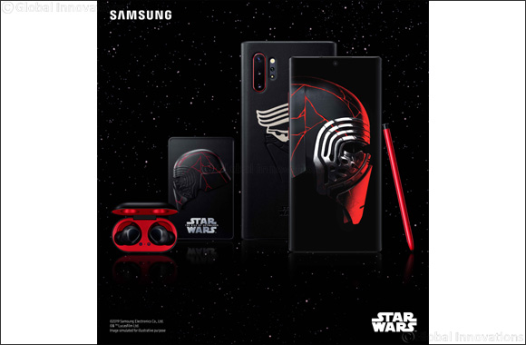 Samsung Galaxy Note10+ Star Wars™ Special Edition is now available for pre-order in the UAE