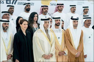 Mansour bin Zayed opens SIAL Middle East 2019