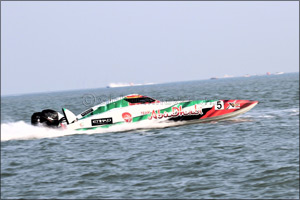 Team Abu Dhabi's Xcat World Champions Aim  To Retain Title in Dubai Grand Finale
