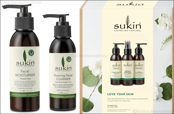 Love Your Skin Better with  Sukin® Skincare