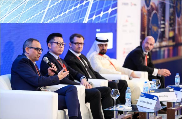 Renewable energy rises to the top of Middle East's energy agenda