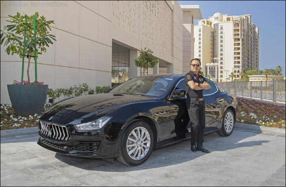 Dubai resident motors off with brand new Maserati in Nakheel Mall's AED1 million opening promotion